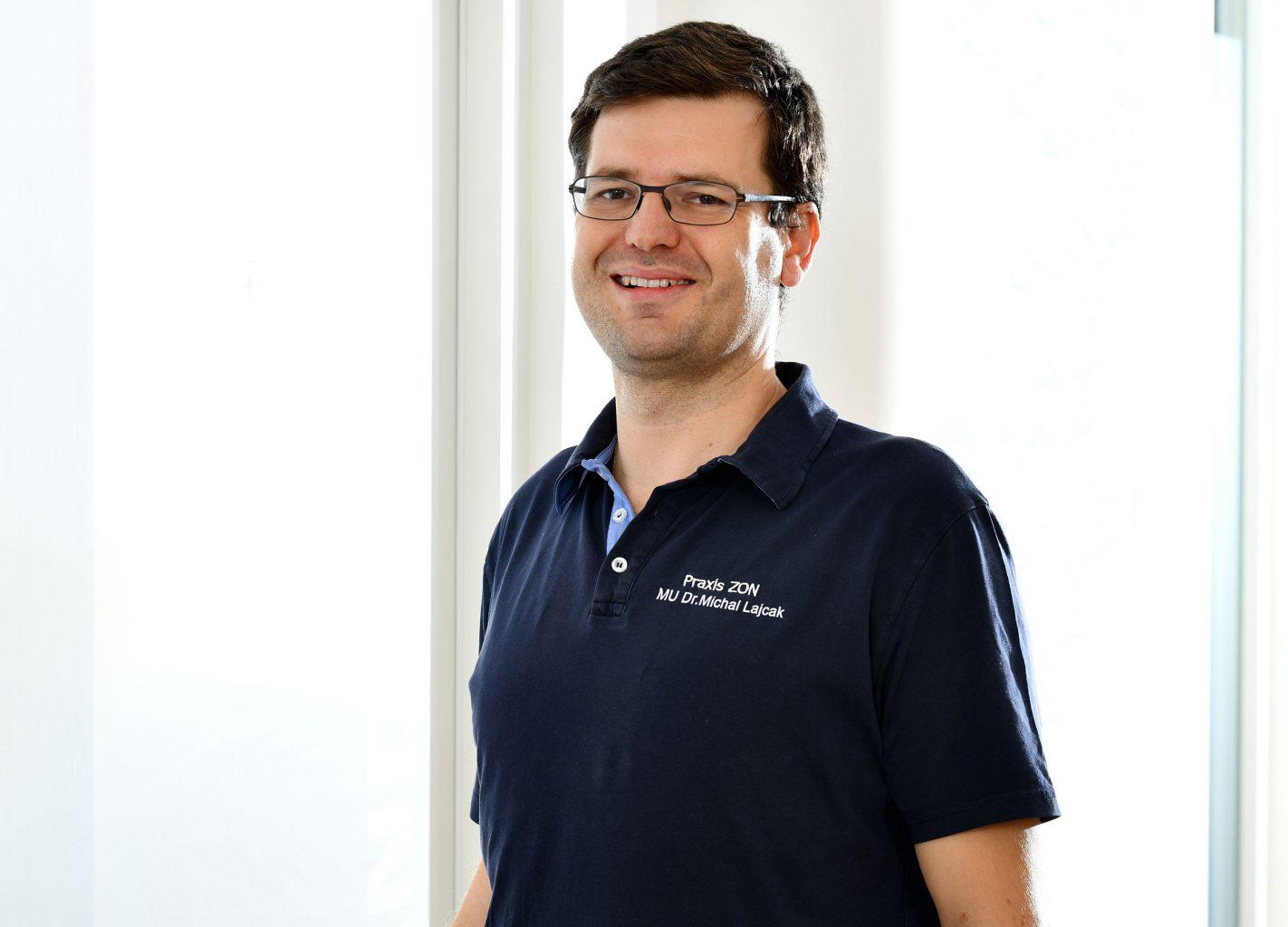MU Dr. Michal Lajcak Neurochirurgie