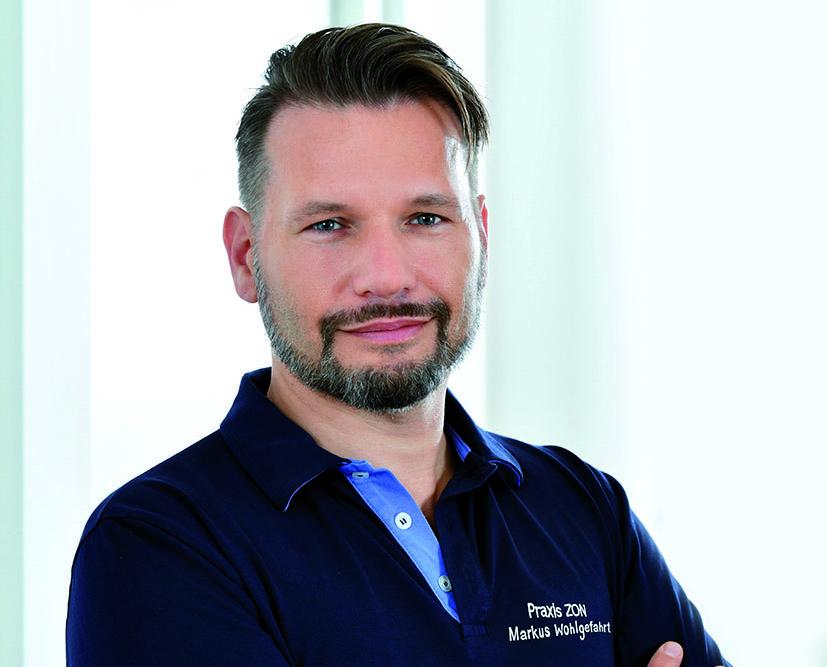 Markus Wohlgefahrt Facharzt für Orthopädie und Unfallchirurgie