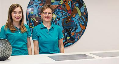 Frauenarzt Nürnberg Team