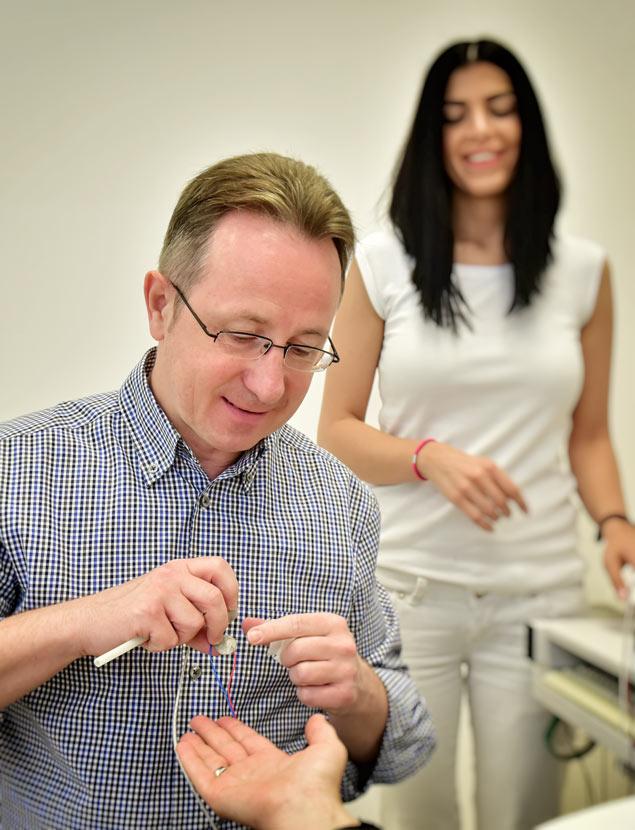 Neurologie Nuernberg Schwindel MS Multiple Sklerose
