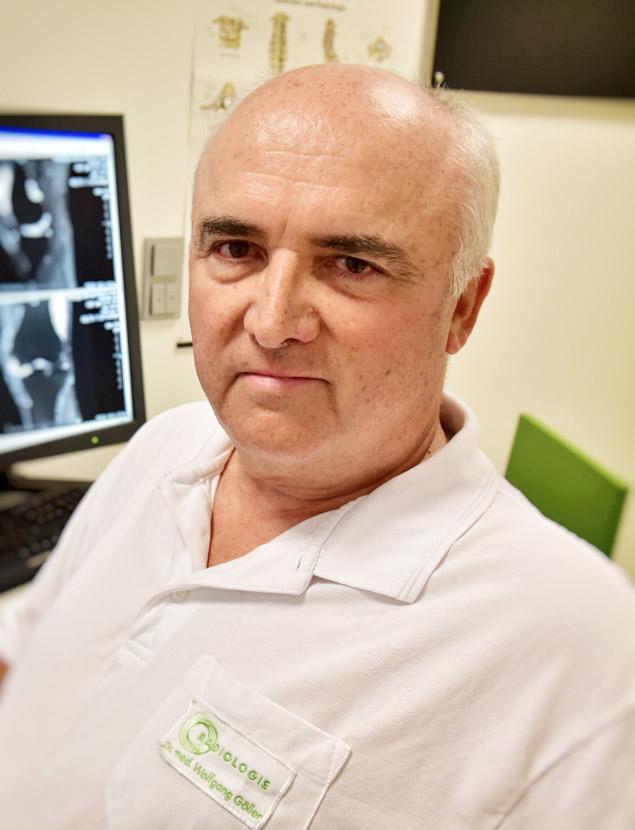 Radiologie Nuernberg CT MRT Dr. Goeller
