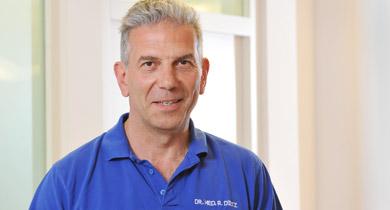 Dr. Dietz Chirotherapie Schulter Nuernberg