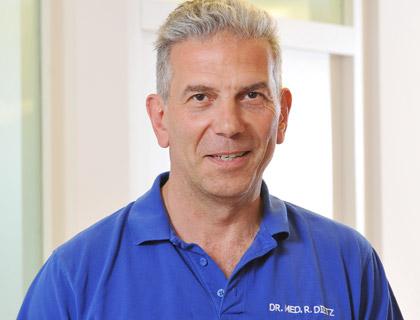 Dr. Dietz Nuernberg Orthopaedie Chirotherapie Sportmedizin