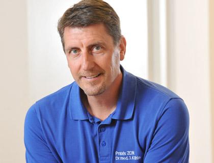 Dr. Kuehle Chirotherapie Schulter Gelenk