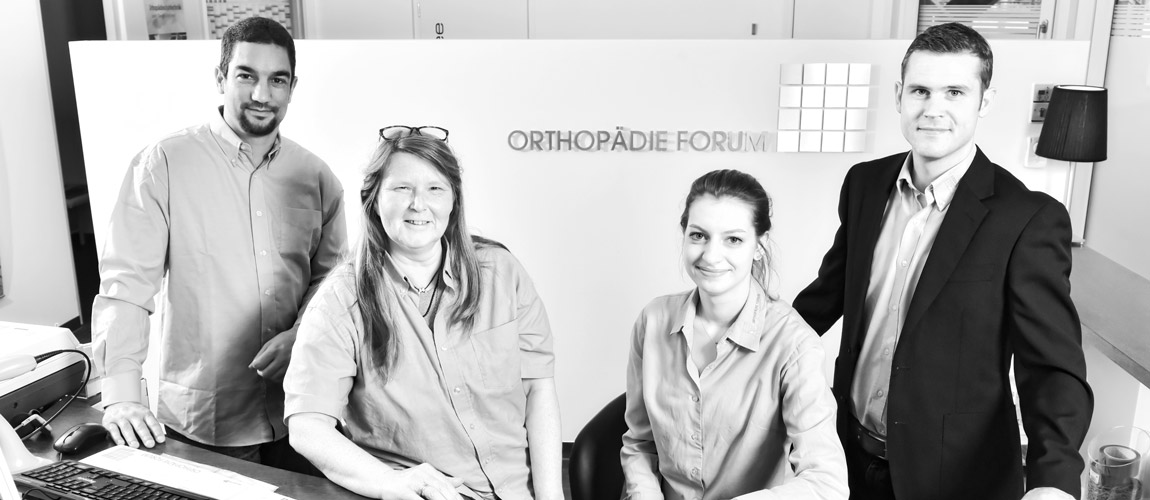 Orthopaedie Forum Team Rehatechnik