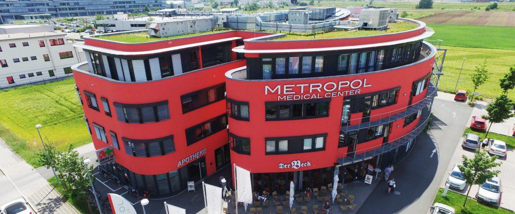MMC Nuernberg Gebaeude Anfahrt Homepage