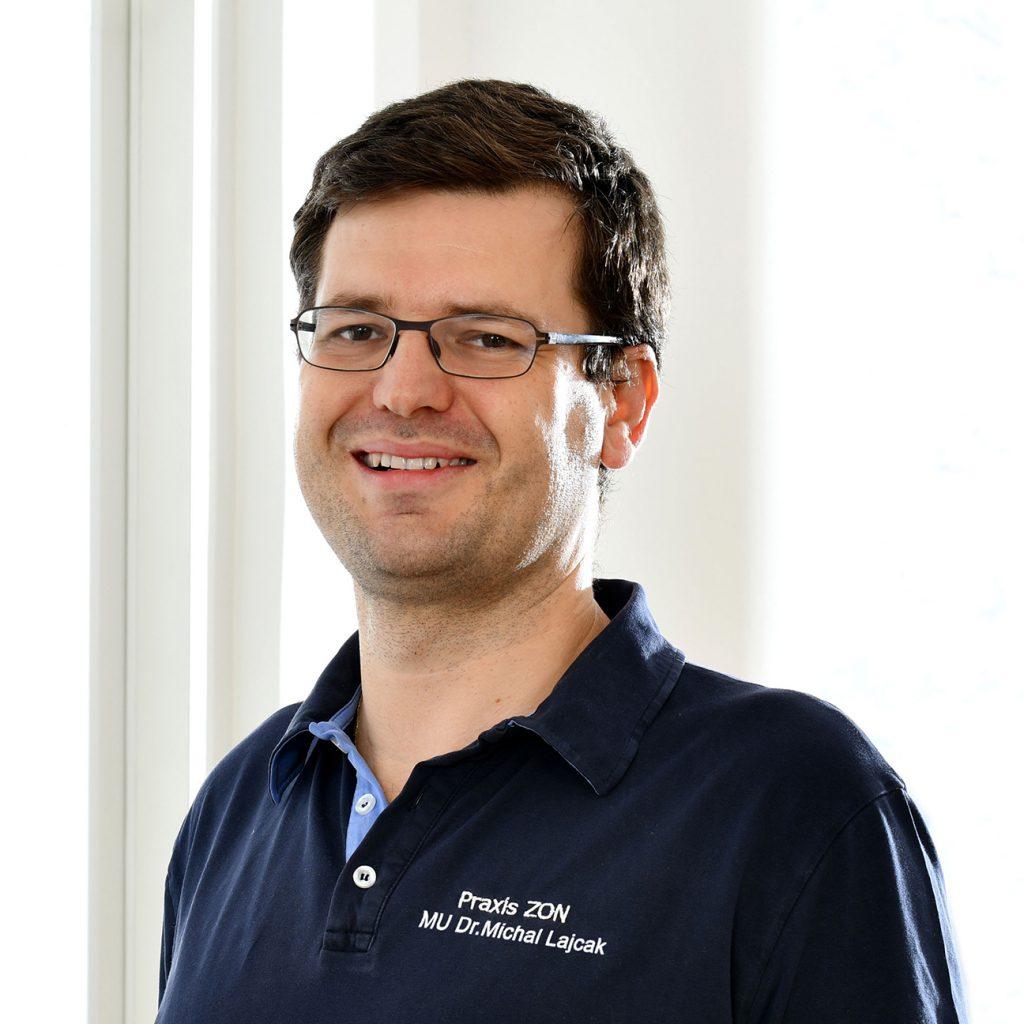 MU Dr. Michal Lajcak